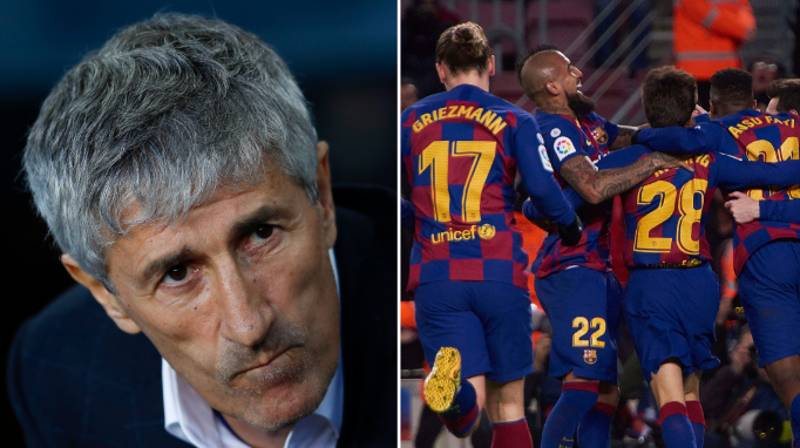 Barcelona Have Transfer Listed All But Two Players To Fund Huge Signings