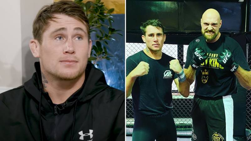 Darren Till Thinks It's Likely Tyson Fury Will Have An MMA Fight