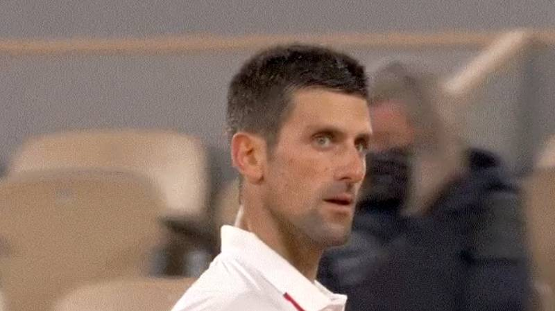 Why Novak Djokovic Gave A Roger Federer Fan The Biggest Death Stare Ever
