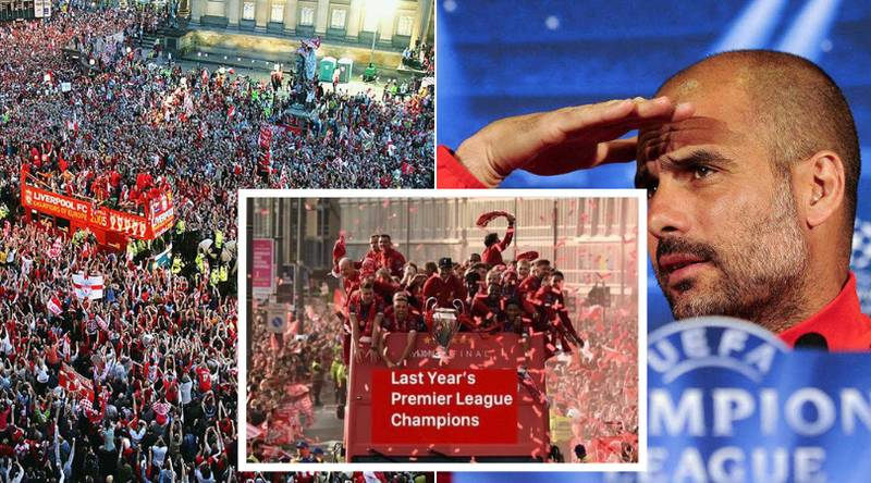Fans Brutally Mock Liverpool Supporters For Wanting To Hold Premier League Title Parade In June