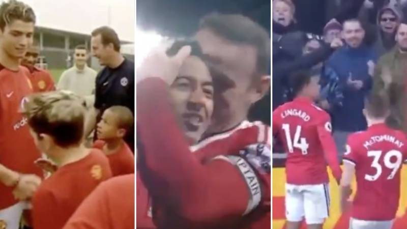Manchester United Fans Are Getting Emotional Over Powerful Jesse Lingard 'Fix You' Video