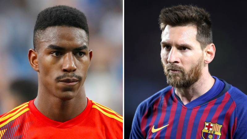 Barcelona New Boy Junior Firpo Once Bragged That He Could 'Probably Break Both Of Lionel Messi's Legs'
