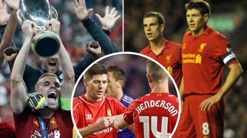 "Jordan Henderson Is ""A Better Captain And A Better Leader"" Than Steven Gerrard, Says Adrian Durham"