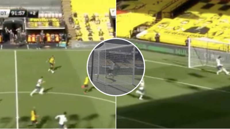 Heung-Min Son Sprints Back To Make 92nd Minute Goal-Line Clearance In Pre-Season Friendly
