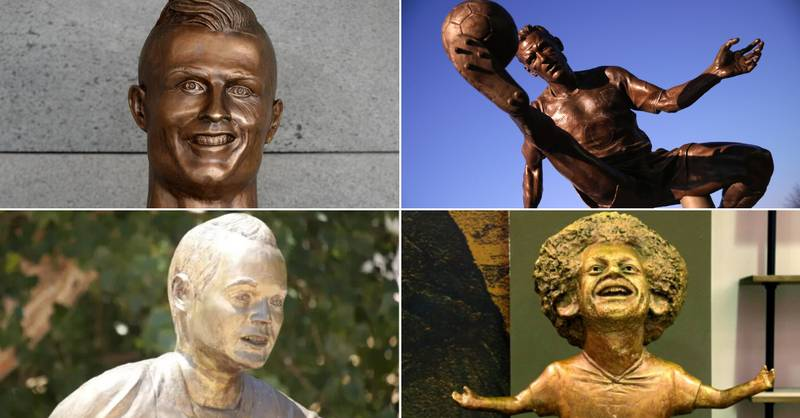 QUIZ: Can You Name The Famous Football Player From Their Statue?