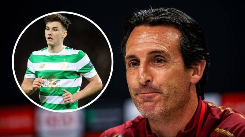 Arsenal's Bid For Celtic Defender Kieran Tierney Labelled 'Embarrassing'