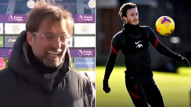 Jurgen Klopp Confirms Liverpool's New Signing Ben Davies Is Injured