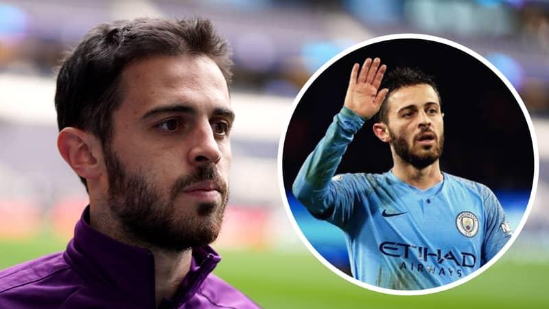 Bernardo Silva Drops Transfer Hint After Manchester City's Champions League Ban