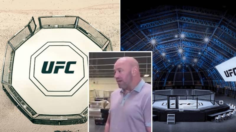 UFC President Dana White Officially Unveils 'Fight Island'