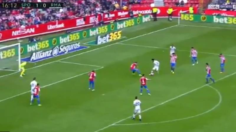 WATCH: Isco Score A Superb Solo Goal For Real Madrid