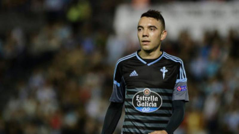 Iago Aspas Responds To Cheeky Suggestion He Imitated Vinicius