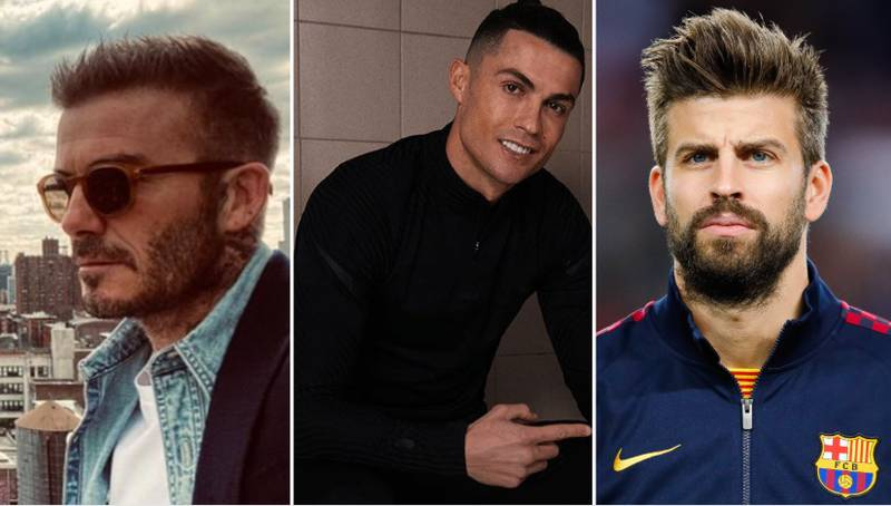 The Top Ten Footballers Women Want To Sleep With Have Been Revealed
