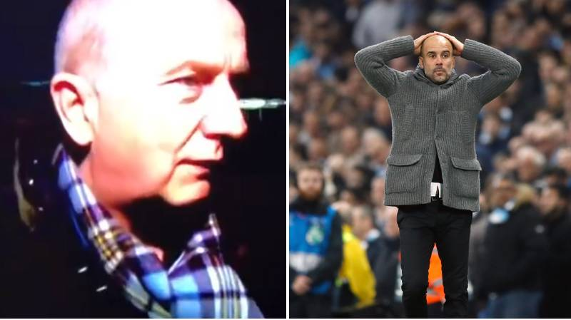 Manchester City Fan Left Etihad Stadium Early, Thought They'd Gone Through