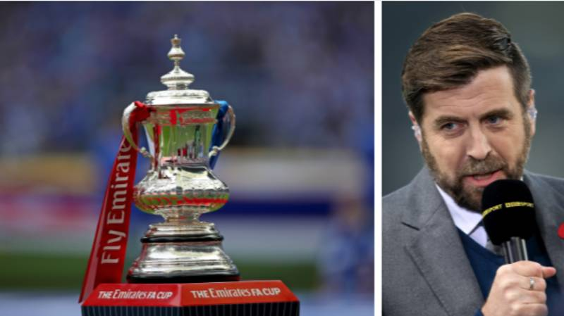 SPORTbible Talks FA Cup Upsets With Mark Chapman