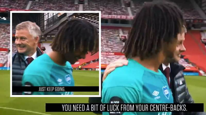 Manchester United Fans Are Convinced Ole Gunnar Solskjaer Wants To Sign Nathan Ake After Post-Match Chat