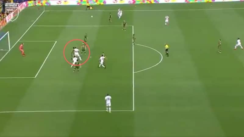 Zlatan Ibrahimović Scores Panenka Penalty And Almost Scores A Goal Of The Season Contender
