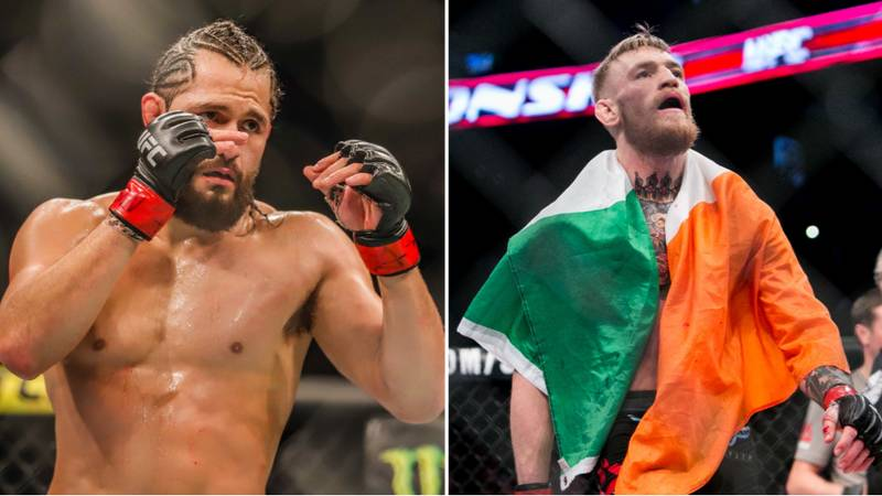 Jorge Masvidal Reacts To Conor McGregor Fighting Donald Cerrone At UFC 246