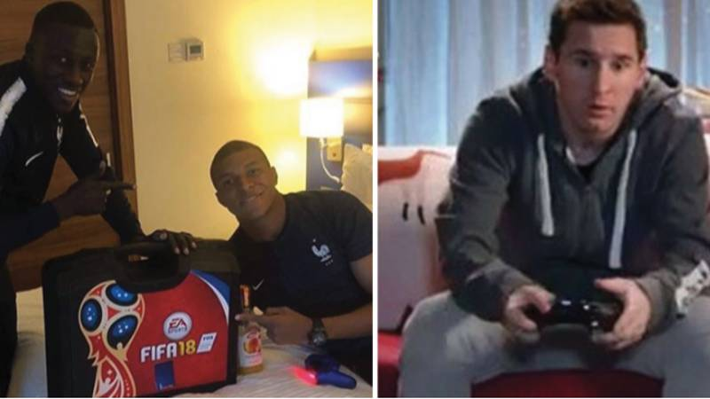 The Defender Who Sells Custom Gamecases To Mbappe, Messi & Aguero To Play FIFA On
