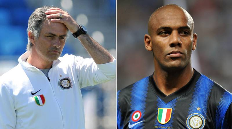 Jose Mourinho Moved Inter Milan Training To Afternoons So Maicon Could Recover From Being Drunk