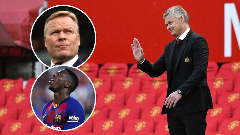 Manchester United Not Signing Ousmane Dembele Cost Barcelona Two Major Signings On Transfer Deadline Day