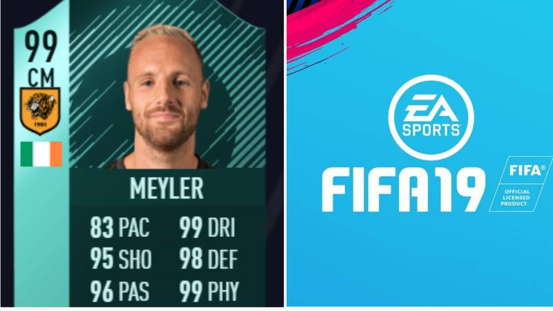 David Meyler Already Has The Best Squad On FIFA 19 Ultimate Team