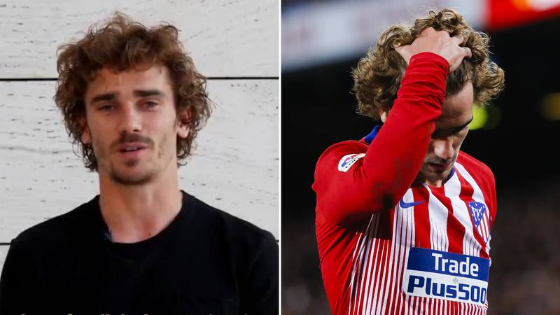 Antoine Griezmann 'In Limbo' As Barcelona Haven't Contacted Atletico Madrid Over Transfer