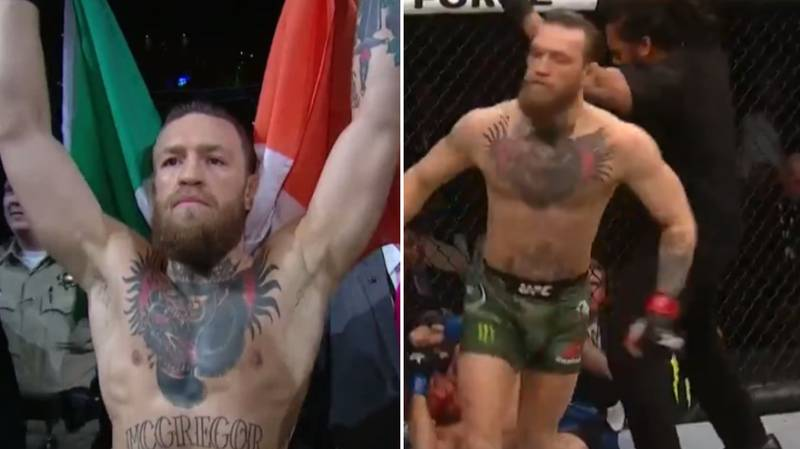 McGregor Vs Cerrone Result: Conor McGregor Destroys Cowboy In First Round