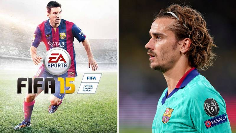 Antoine Griezmann Got Banned From FIFA 15 And Was 'So Upset He Rang Up The French Office'
