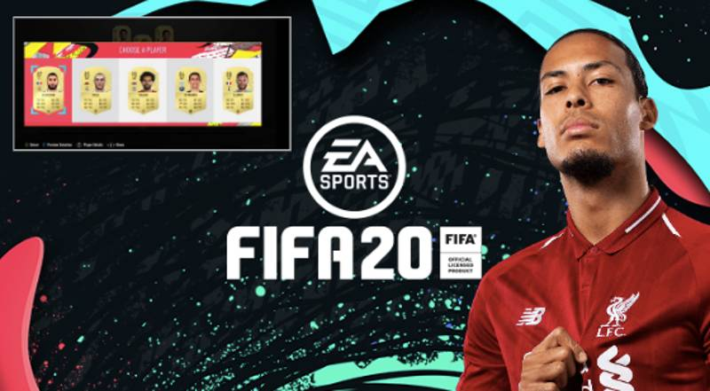 FIFA 20 Ultimate Team Ratings For Van Dijk, Mo Salah And Jadon Sancho Have Leaked Online