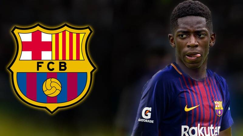 Borussia Dortmund Release Statement Confirming They've Rejected Barcelona's Approach For Ousmane Dembele