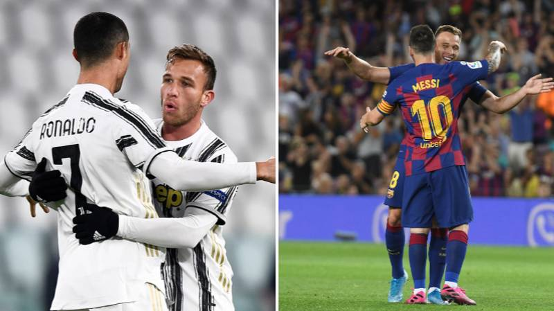 Arthur Explains Big Difference Between Lionel Messi And Cristiano Ronaldo