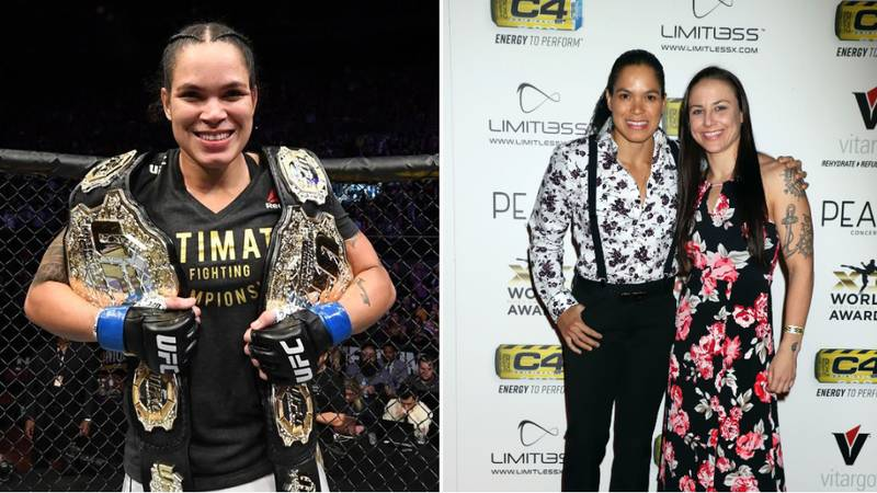 UFC Champ-Champ Amanda Nunes Responds To Russian's Outlet 'Transgender' Error