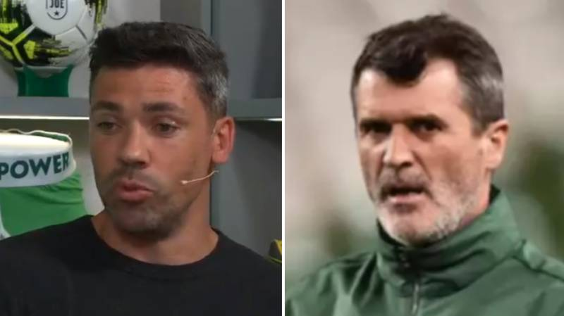 Jonathan Walters Hits Back At Roy Keane After Criticism For 'Crying' On Television