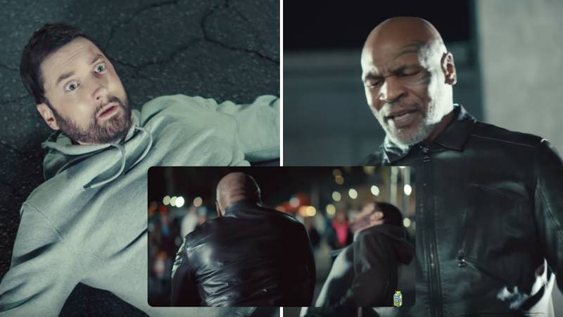 Mike Tyson Knocks Out Eminem In Brilliant Cameo Appearance For 'Godzilla' Music Video