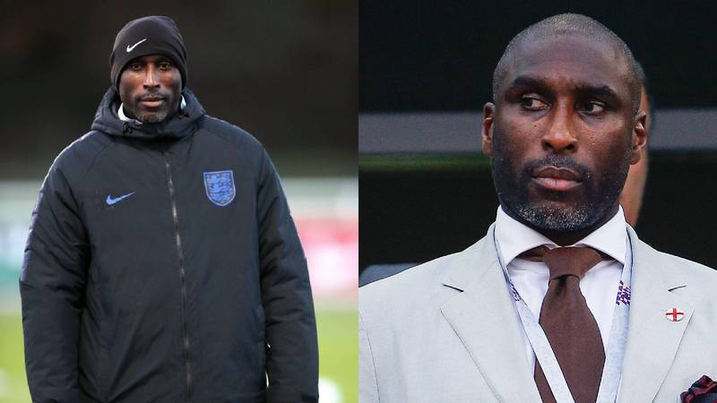 Sol Campbell's Odds On Becoming Future England Manager Revealed