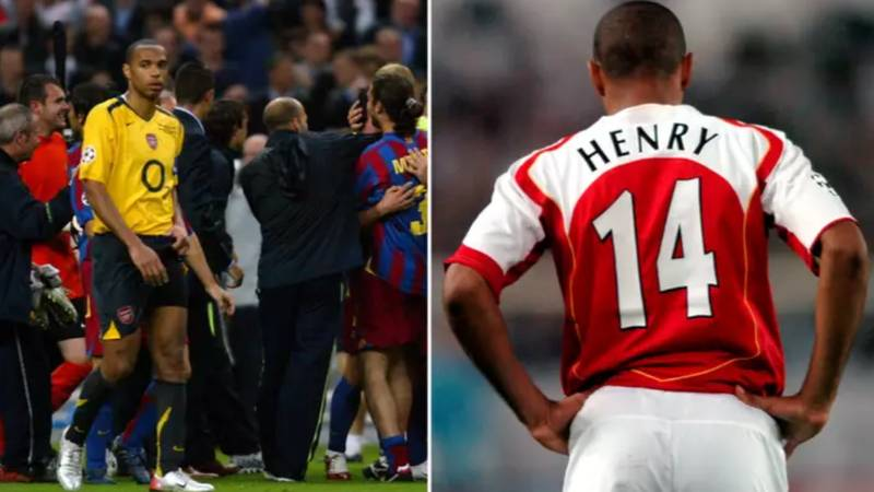 Controversial Twitter Thread Exposing Thierry Henry As A 'Bottler' Goes Viral