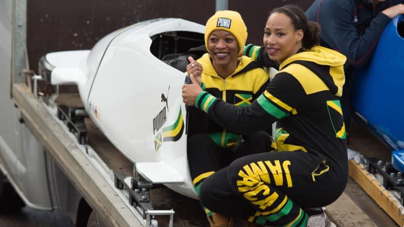Jamaican Women's Bobsleigh Team To Take Part In Their First Winter Games