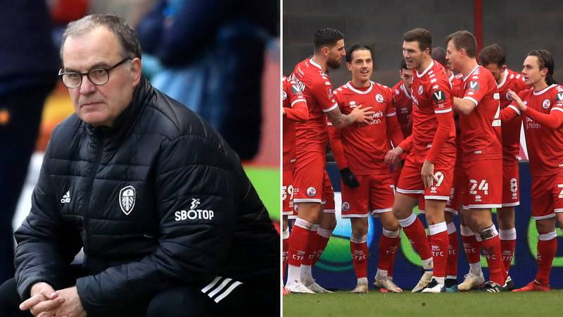 Marcelo Bielsa Should 'Offer To Resign' After Leeds' Shock 3-0 Defeat To Crawley Town