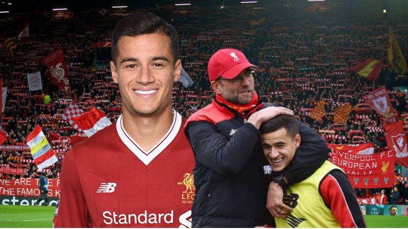 Philippe Coutinho 'Approves' Liverpool's Offer To Re-Sign Him On A Two-Year Loan Deal