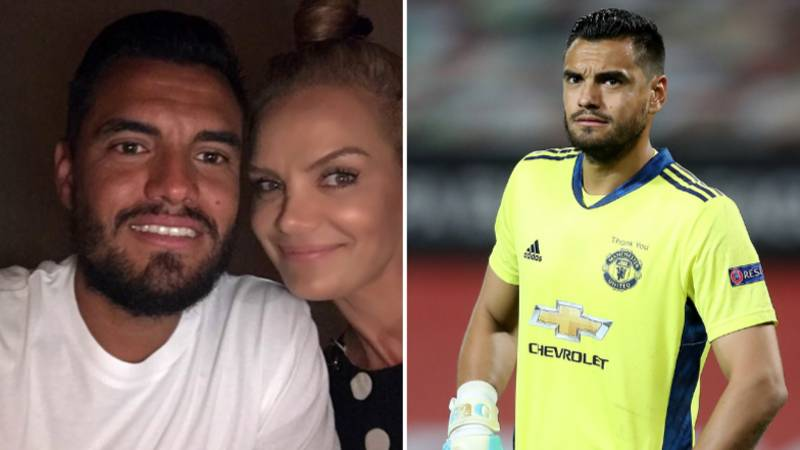Sergio Romero's Wife Slams Manchester United On Instagram