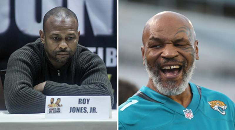 Mike Tyson Vs Roy Jones Jr Will Cost Boxing Fans A Staggering Price On Pay-Per-View