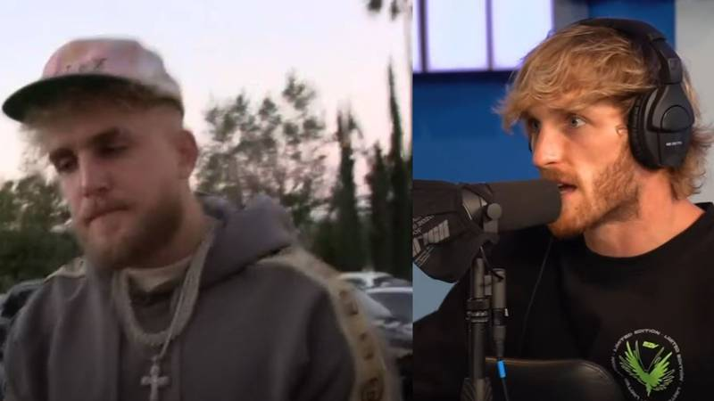 'Little Brother's Up To Some S**t: Logan Paul Hits Back At Brother Jake For Mayweather Fight Jibes
