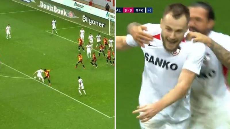 Galatasaray Concede 105th Minute Equaliser In Crazy Injury Time Incident