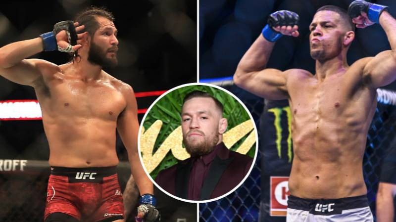 Conor McGregor Aims Dig At Nate Diaz And Jorge Masvidal Over 'Interim' BMF Title