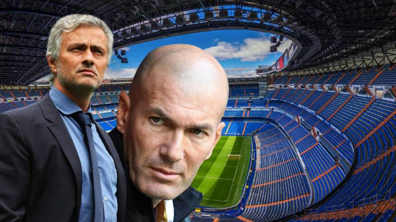 """Jose Mourinho Is """"Very Interested"""" In Becoming Real Madrid Manager"""