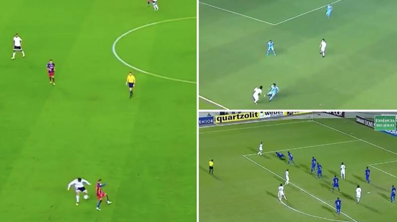 'Neymar vs Everybody' Video Shows He's The Most Entertaining Footballer To Watch