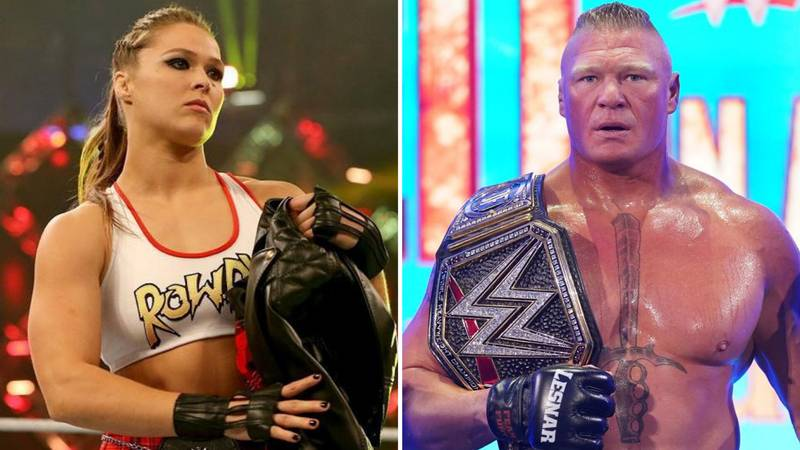 WWE Salaries For Brock Lesnar, Roman Reigns, Ronda Rousey And Other Stars Revealed