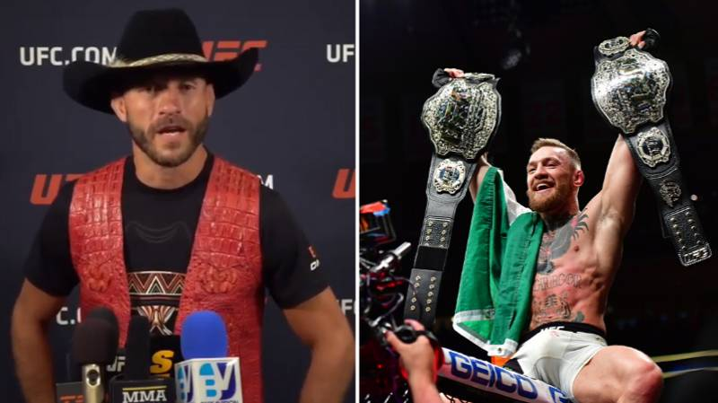 Donald Cerrone Can't Wait To Get His Hands On Conor McGregor In January