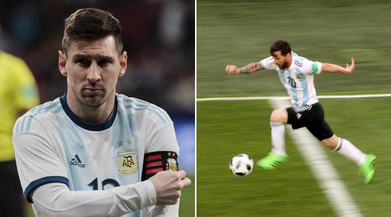 Argentina President Urges Lionel Messi To Re-Join Boyhood Argentinian Club