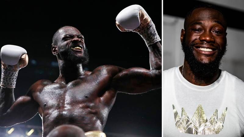 WBC Champ Deontay Wilder Has Emerged Top Of The Pound-For-Pound Rankings